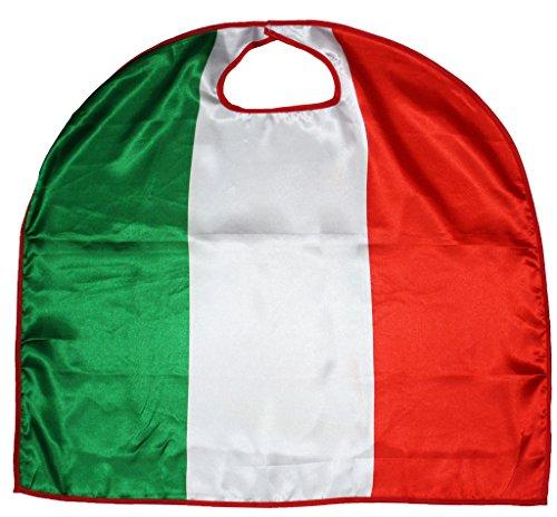 Kostüm Thema Italien - Petitebelle Nationale Themen Satin Cape Unisex-Kleidung-Kostüm-Zusatz