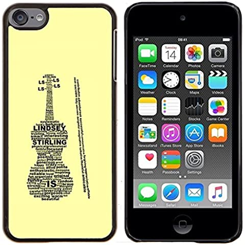 For Apple iPod Touch 6 6th Touch6 Case , Lindsey