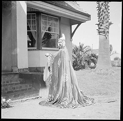 Et Costume Melbourne - POSTER Portrait actor Reg Dell National Theatre