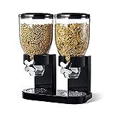 Getreidespender, Trockenfutter Snack Pasta Dispenser, Nüsse Bohnen Reis Lagerung Kanister Container, Kommerzielle Lagerhalter Set