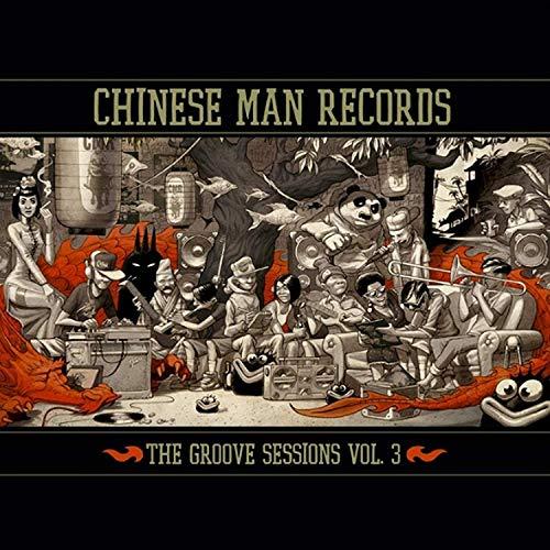 The Groove Sessions Vol.3 (3lp Red Vinyl) [Vinyl LP]