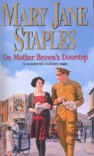 On Mother Brown's Doorstep (The Adams Family Book 4)