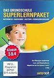 Produkt-Bild: Das Grundschule Superlernpaket Klasse 3&4