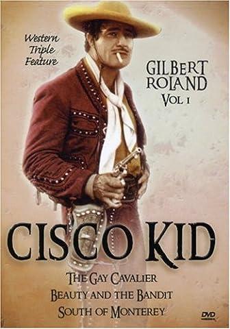 Cavalier Noir Dvd - Cisco Kid Western Triple Feature 1 [Import