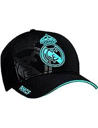 Casquette Real madrid Club Ronaldo CR7 logo brodé Article sous licence officielle