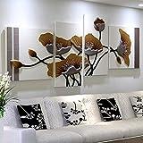 Yao rack Quadro Tridimensionale in Rilievo Dipinto Frameless Soggiorno Divano Parete murale Semplice Moda in Pelle Intaglio 4,A,80 * 200cm