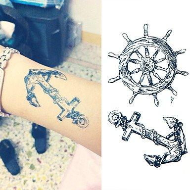 alallti-sailor-anker-lenkrad-tattoo-aufkleber-temporare-tattoos-1-pc