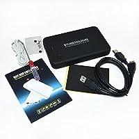 Blueendless U25AWFW 4000mah Wiif Repeater Wifi Extender Wifi Router Wif Storage Powerbank 2.5 HDD Enclosure