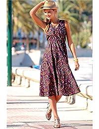 Sommerkleid Kleid von Chillytime in Multicolor