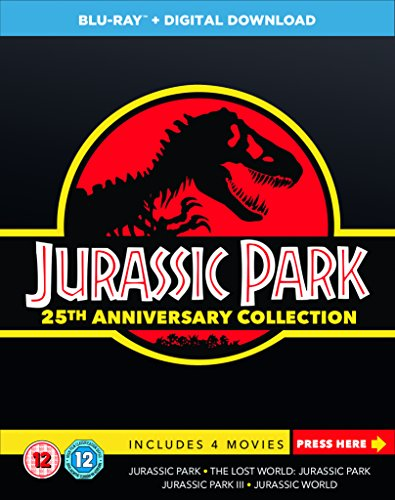 Jurassic Park 25th Anniversary Collection (Amazon Exclusive)