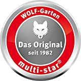WOLF-Garten multi-star® Aluminium-D-Stiel ZM-AD; 3943062 -