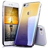 """Custodia iPhone 6,Custodia iPhone 6S,Custodia Cover per iPhone 6S/6,Caso di storia colore specchio morbida TPU paraurti Case Super Sottile Bumper Case Custodia Cover per iPhone 6S/6 (4.7""""),Blu scuro"""