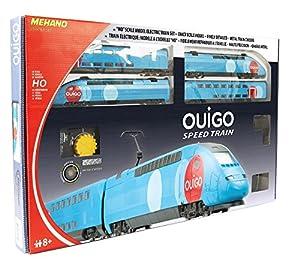 Mehano T114 - Tren TGV Ouigo, escala H0