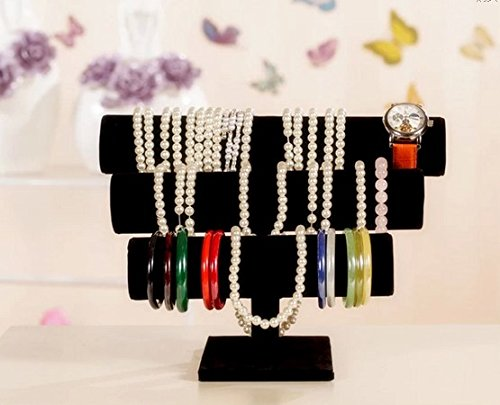 market-one-3-etages-en-velours-noir-t-bar-bracelet-bracelet-montre-bijoux-presentoir-rack