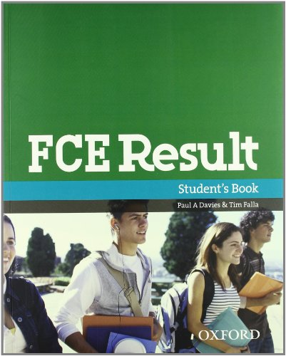 FCE result. Student's book-Workbook. With key. Per le Scuole superiori. Con Multi-ROM
