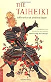 Taiheiki: A Chronicle of Medieval Japan (Tuttle Classics of Japanese Literature)