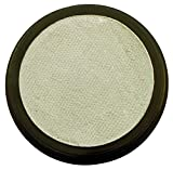 Eulenspiegel 350669 - Profi-Aqua Make-up Schminke - Perlglanz-Silber - 3,5 ml / 5 g.