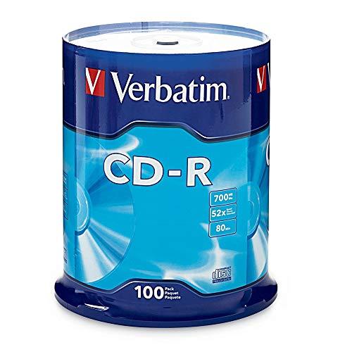 Verbatim Standard 120mm CD-R Med...