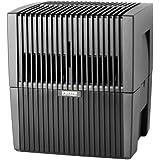 Venta Luftwäscher LW25 anthrazit/metallic - Luftbefeuchter + Luftreiniger