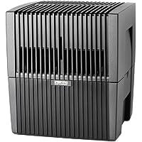 Venta Luftwäscher LW25 Original Luftbefeuchter und Luftreiniger für Räume bis 40 qm, anthrazit