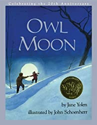 Owl Moon: 20th Anniversary Edition by Jane Yolen (2007-10-18)