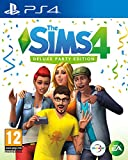 The Sims 4 Deluxe Party Edition - Special Limited - PlayStation 4