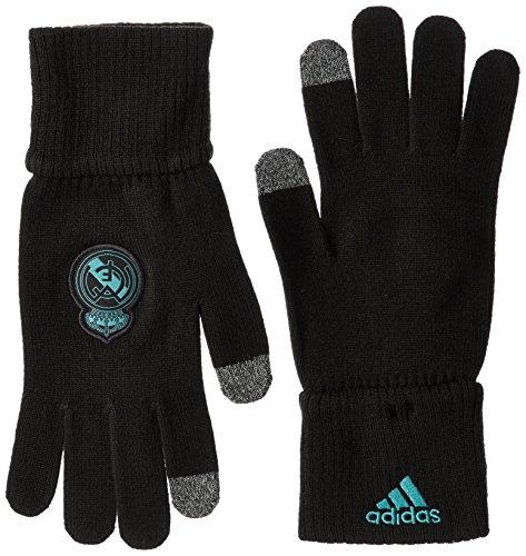 adidas Real Glove Guantes, Hombre, Rojo (Negro / Arraer / Brgros), S