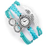 Addic Dreams of A Butterfly Analog White Dial Women's Watch - AddicWW332