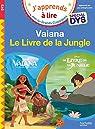 Vaiana/Le livre de la jungle - Spécial dyslexie par Disney