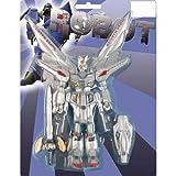 WDK PARTNER - A0802031 - Figurines - Robot ailé 14 cm - Modèle aléatoire