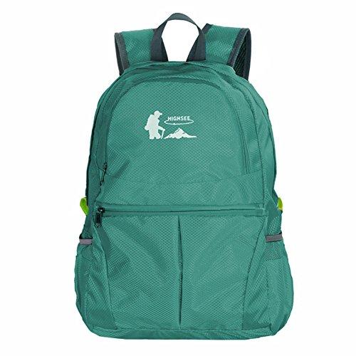 Rucksack-paar/ Skins/Folding outdoor Bergsteigen Tasche/Wasserdichte portable Falt Rucksack F