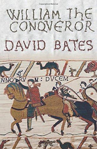 William the Conqueror (The English Monarchs Series) by David Bates (2016-10-14) thumbnail