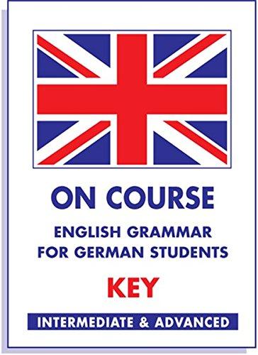 On Course: On Course. Key (Livre en allemand) par Claus Kunze
