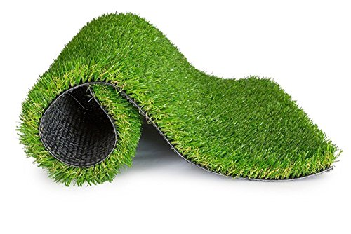 Yellow Weaves™Artificial Grass For Balcony Or Doormat, Soft And Durable Plastic Turf...