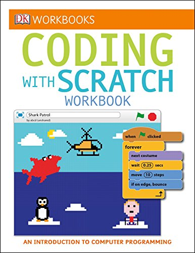 Coding with Scratch Workbook (Dk Workbooks)