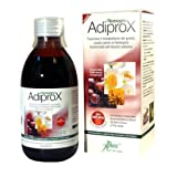 Aboca ADIPROX ADVANCED Integratore Concentrato Fluido Metabolismo Grassi Fat Metabolism Fluid Food Supplement 325GR