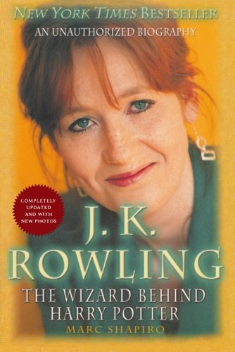 Click for larger image of J. K. Rowling: The Wizard Behind Harry Potter
