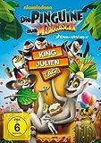 Die Pinguine aus Madagascar - King Julien Tag!