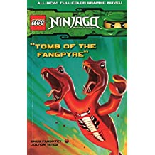 Lego Ninjago: Tomb of the Fangpyre Volume 4 by Greg Farshtey (2014-11-14)
