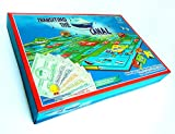 Transiting the Canal - Board Game, Gift,...