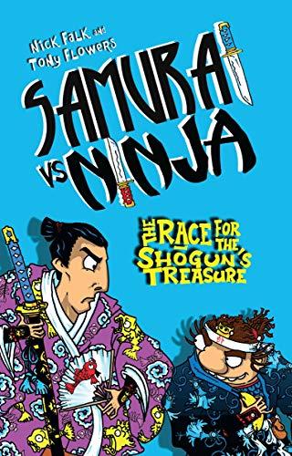 Samurai vs Ninja 2: The Race for the Shoguns Treasure ...