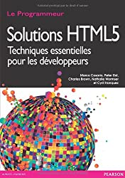 Solutions HTML 5