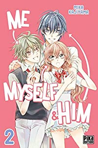 Me, myself & him Edition simple Tome 2