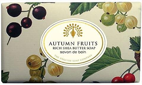 The English Soap Company - Shea Butter Seife - Vintage Autumn Fruits