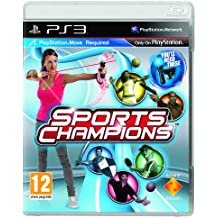 Sports Champions - Move Compatible (PS3) [Importación inglesa]