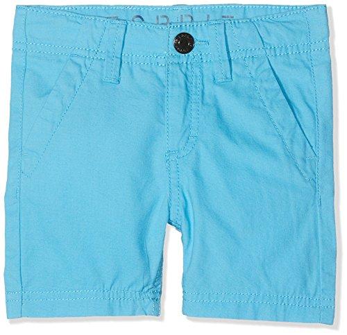 ESPRIT Jungen Short, Blau (Aquarius 437), 122 (Shorts Jungen)