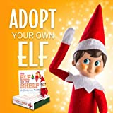 Elf on the Shelf: A Christmas Tradition | Light Skinned Blue Eyed Boy Scout Elf | Includes Keepsake Box and Children's Book | Register your Elf to download an Adoption Certificate + Santa Letter