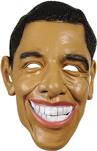 Clown Maske Für Erwachsene (P 'tit Clown–30124–Maske Erwachsene weiche Obama–Einheitsgröße)