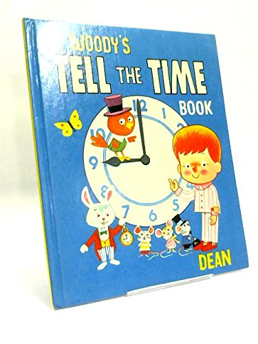 Woody's Tell the Time Book