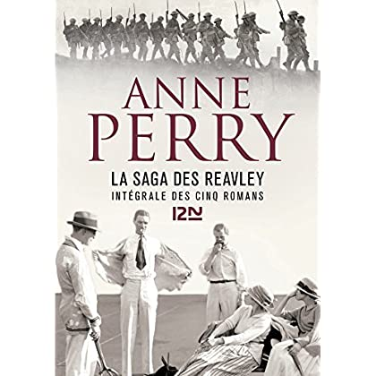 La saga des Reavley - intégrale